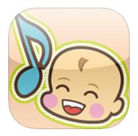 smiring泣き止みアプリ